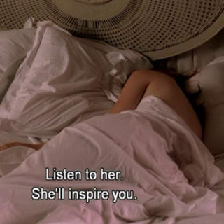 she'll inspire you