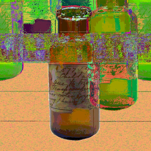 Uncle Verny's Old-Tyme Proto-Doom Tincture
