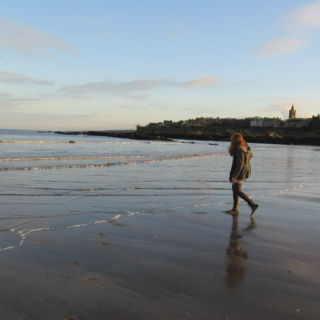 St Andrews, March