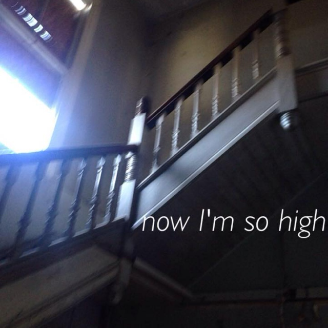 now i'm so high