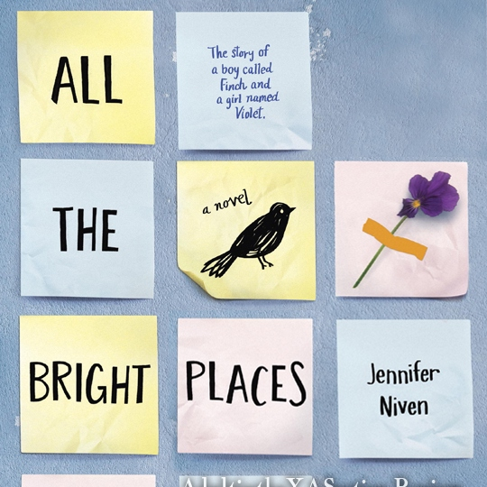 All The Bright Places Playlist