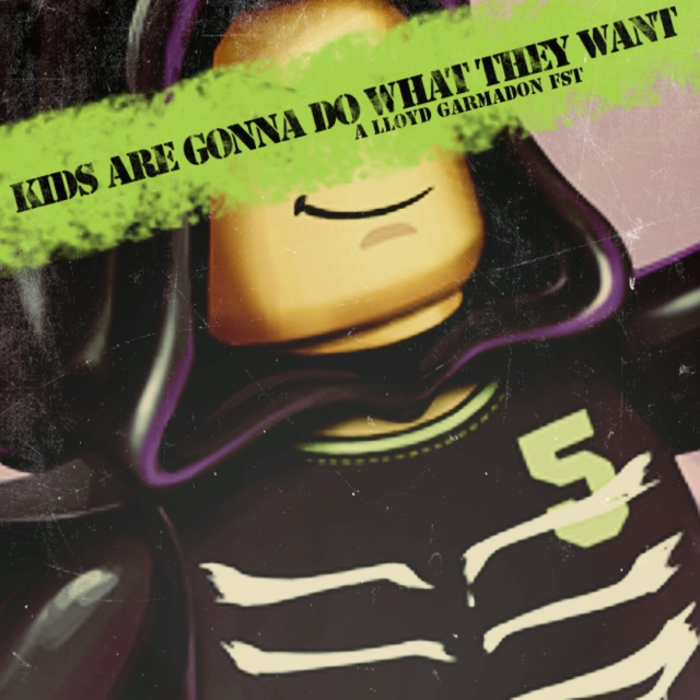 [KIDS ARE GONNA DO WHAT THEY WANT] A Lloyd Garmadon FST
