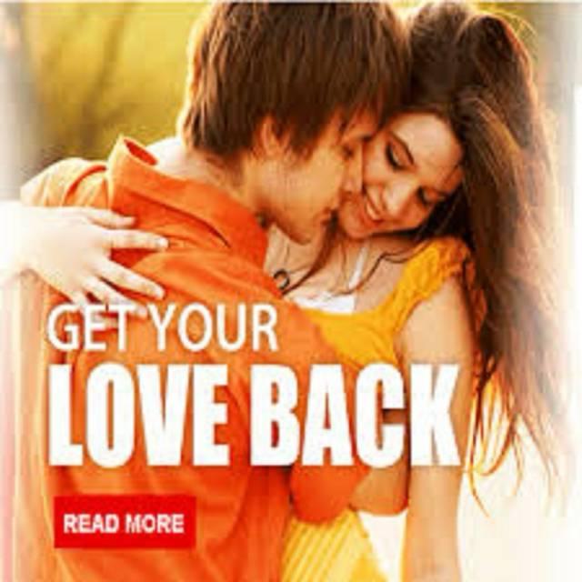 Get lost love back specialist