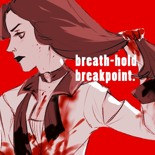 breath-hold breakpoint.