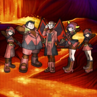 Team Magma will Prevail