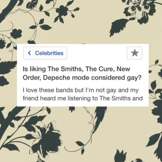 Generic Gay Playlist