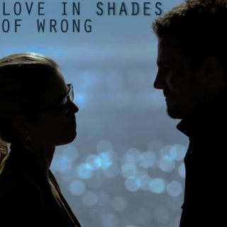 love in shades of wrong