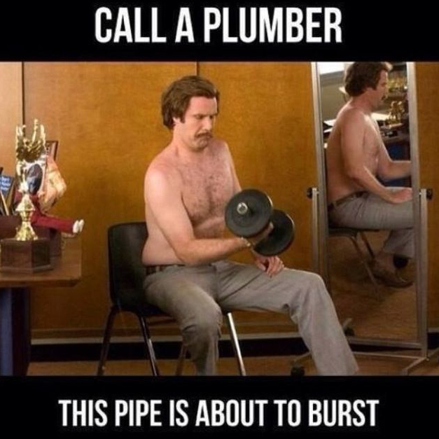 Here to pump you up