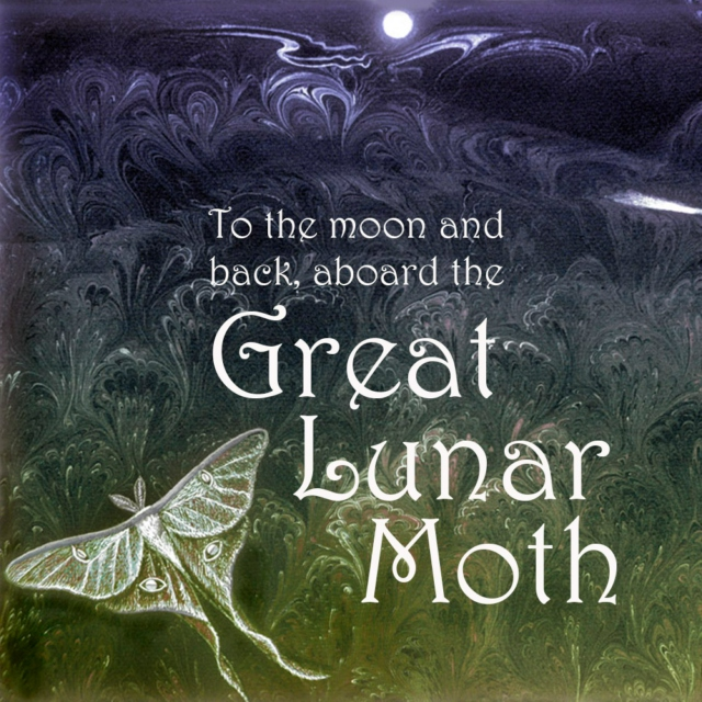 To The Moon and Back Aboard the Great Lunar Moth