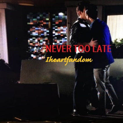 Never Too Late - EP