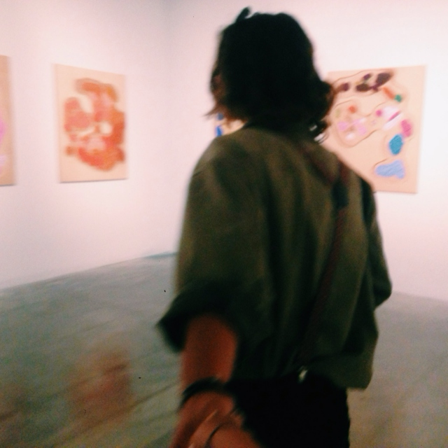 lets make out in an art museum