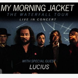 My Morning Jacket Mix