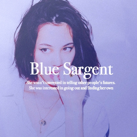 finding her own | blue sargent