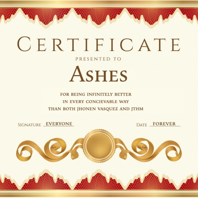 Ashes 2.0 Part 1—Electric Boogaloo