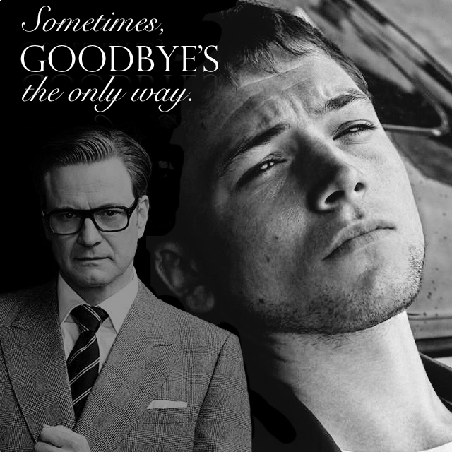 Sometimes, Goodbye's The Only Way