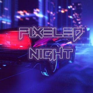 Pixeled Night