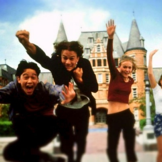 Living Vicariously Through 10 Things I Hate About You