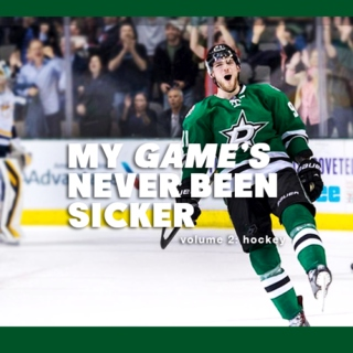 my game's never been sicker (vol. 2: hockey)