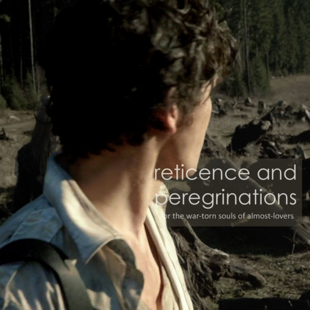 reticence and peregrinations