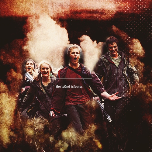 the lethal tributes