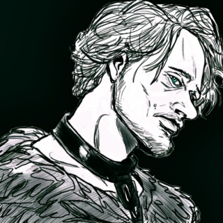 Theon Greyjoy: Now you are truly lost.
