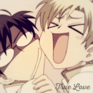 True Love (Tamaki/Kyoya)