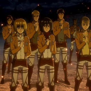 lionhearted squad || attack on Titan