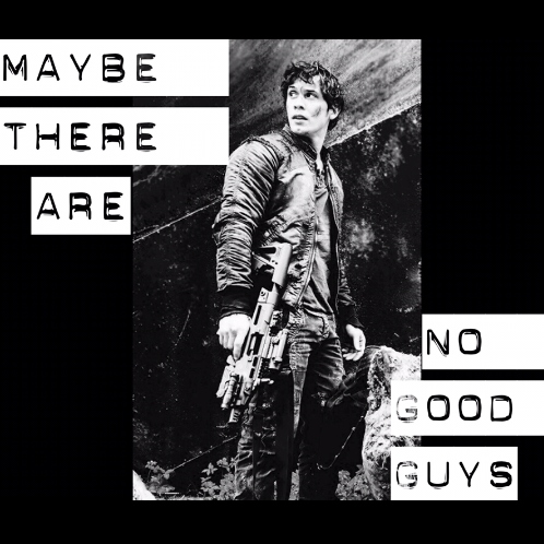 maybe there are no good guys