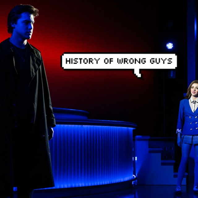 history of wrong guys: unconventional love songs in theatre