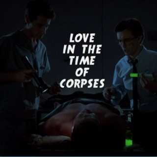 love in the time of corpses