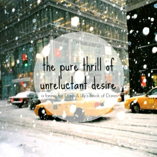 the pure thrill of unreluctant desire
