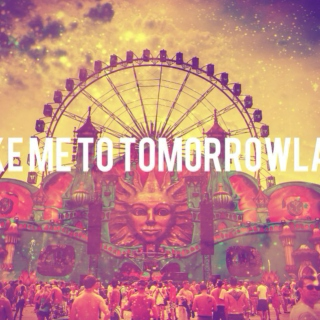 Tomorrowland 2015 [ElectroHouse]