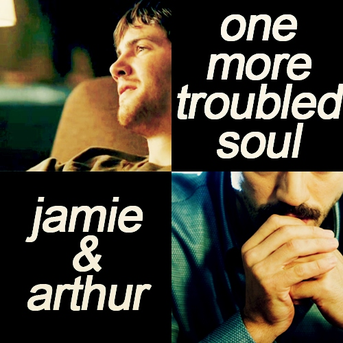 one more troubled soul [jamie & arthur]