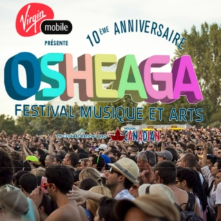 OSHEAGA 2015 PUMP UP MIX Part 1