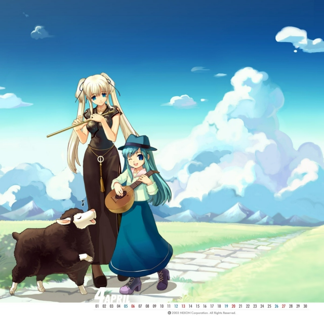 Beautiful Songs Of Mabinogi