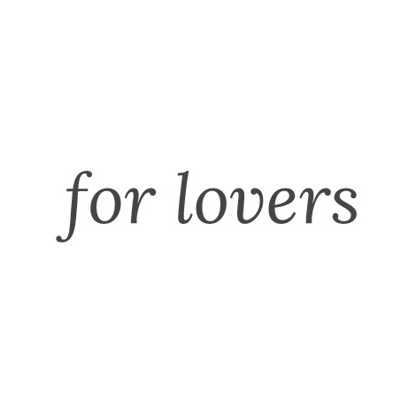 for lovers