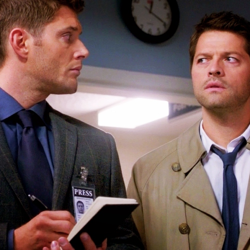 Angel With A Shotgun (Destiel)