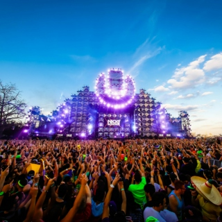 Ultra Music Festival 2015 1th day