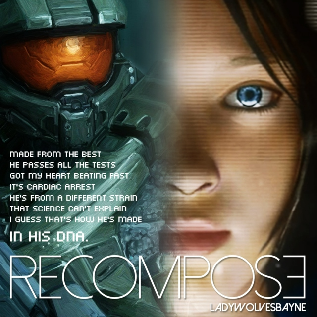 RECOMPOSE -fanfiction playlist-