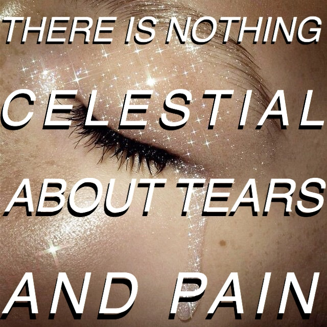 NOTHING CELESTIAL / TEARS & PAIN
