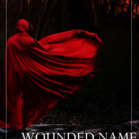 wounded name.