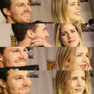 Oh my Olicity feels