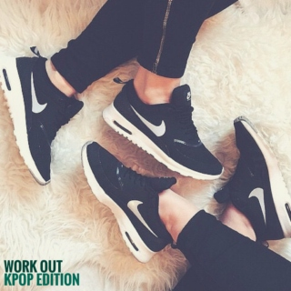 Work Out Mix (K-Pop Edition)