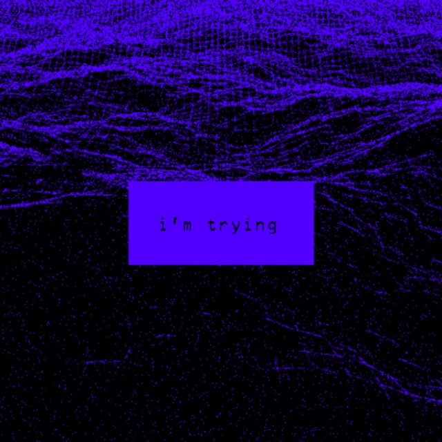 i'm trying
