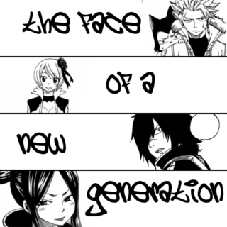 the face of a new generation