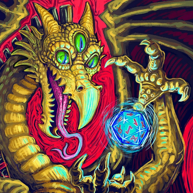 Songs to Paint Dragons By