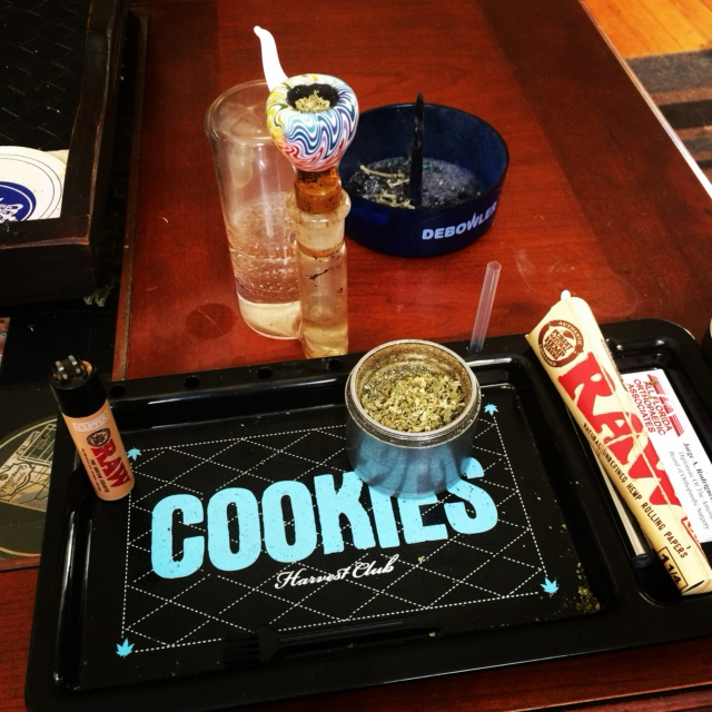 Kush & Cookies, Welcome to The Club