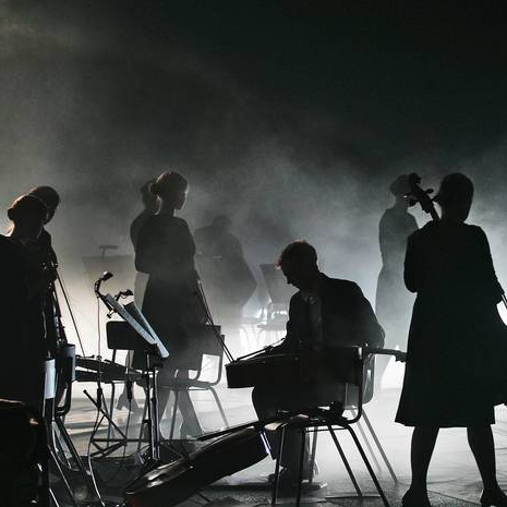 Midnight At The Orchestra