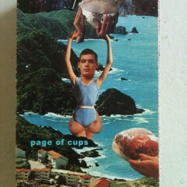 PAGE OF CUPS (Part II)