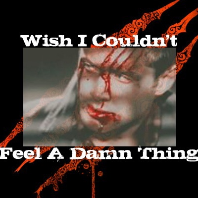 Wish I Couldn't Feel A Damn Thing